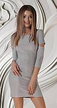 Молодежное женское клубное платье, фото 3