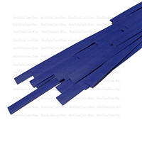 Термоусадка W-1-H WOER, 30/15мм, синяя, 1м (1уп/25м)