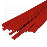 Термоусадка W-1-H WOER, 1.0/0.5мм, красная, 1м (1уп/100м)