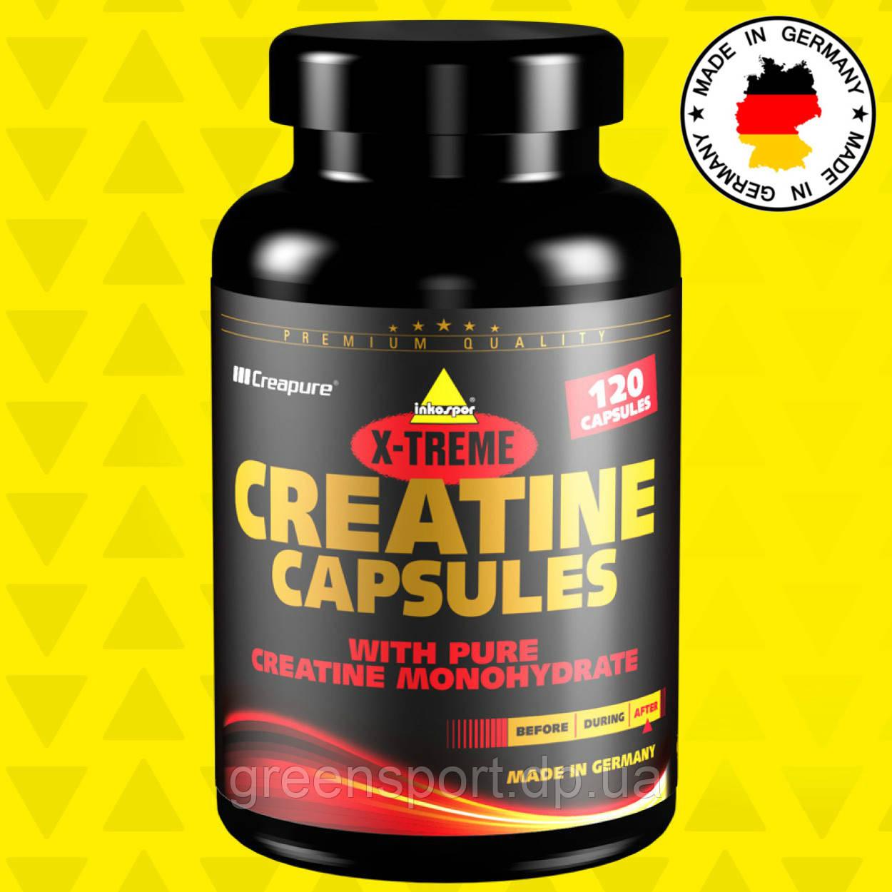 Креатин Inkospor X-Treme Creatine Capsules 120 капсул