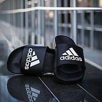 """Сланці Adidas """"Чорні"""", фото 3"""