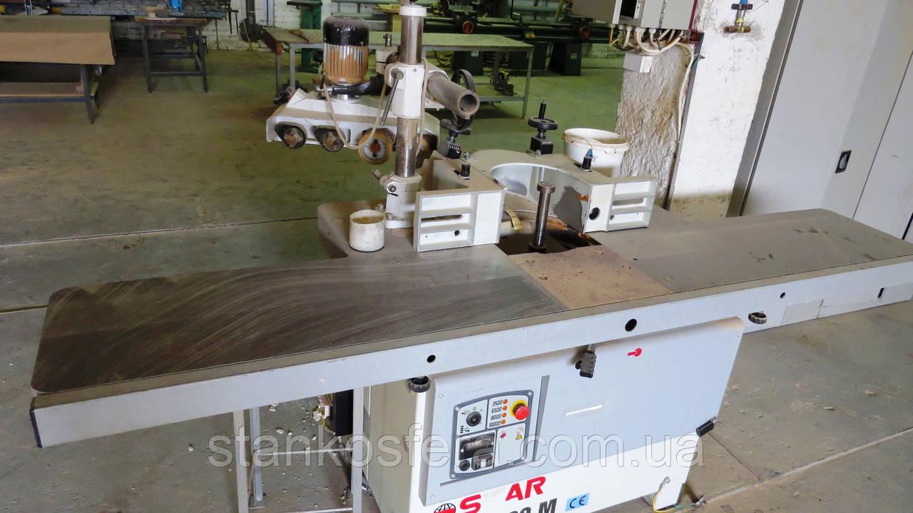 Sicar SFL1000M бу фрезерный станок для деревообработки 5,5кВт/10тыс./мин