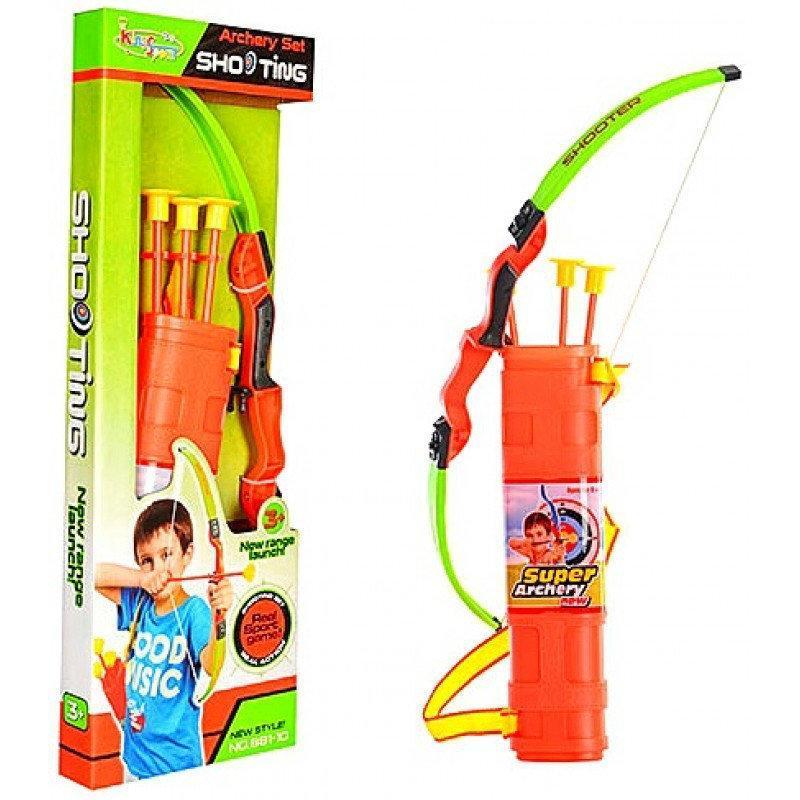 Лук M 0009 стрелы на присосках