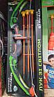 Лук M 0034 62-15см, стрелы на присосках, фото 2