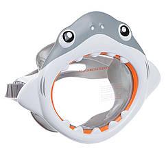 Маска для плавання Intex 55915 Крабик акула