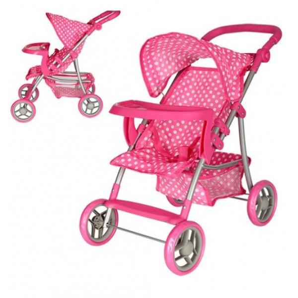 Детская коляска для кукол Melogo (9366 T/018)