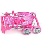 Детская коляска для кукол Melogo (9366 T/018), фото 3