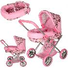 Детская коляска для кукол 9369/82100, фото 2
