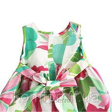 Платье для девочки Цветы , фото 2