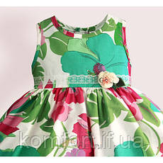 Платье для девочки Цветы , фото 3