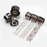 Щільна кондитерська стрічка (h=40 мм, товщина 83 мкм), в рулоні 100 м, фото 3