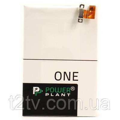 Аккумуляторная батарея PowerPlant HTC One (BN07100) 1150mAh (SM140039)