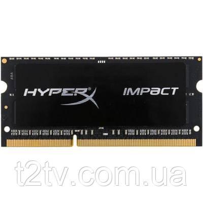 Модуль памяти для ноутбука SoDIMM DDR3L 8GB 1866 MHz HyperX Impact HyperX (Kingston Fury) (HX318LS11IB/8)
