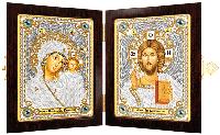 Православный складень