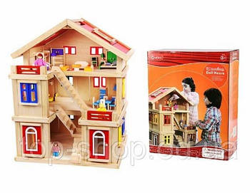 Замки,домики,мебель для кукол