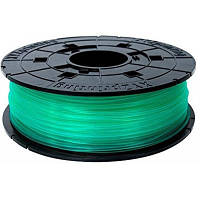 Пластик для 3D-принтера XYZprinting PLA(NFC) 1.75мм/0.6кг Filament, Clear Green (RFPLCXEU04G)