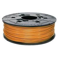 Пластик для 3D-принтера XYZprinting ABS 1.75мм/0.6кг Filament, Sun Orange, for daVinci (RF10BXEU08A)