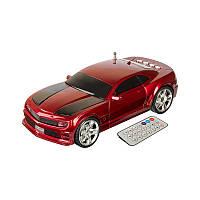 Портативная беспроводная bluetooth Колонка Автомобиль WS-600RL (Chevrolet Camaro)