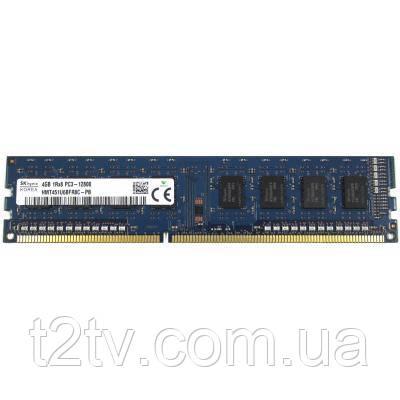 Модуль памяти для компьютера DDR3 4GB 1600 MHz Hynix (HMT451U6BFR8C-PB)