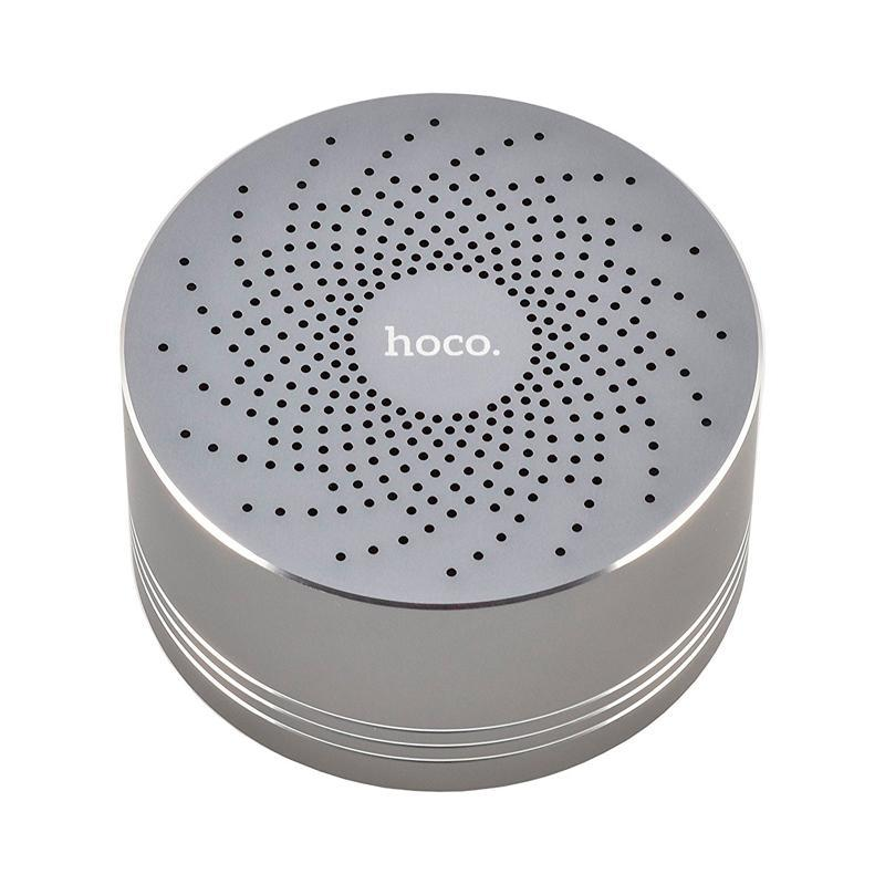 Портативна бездротова bluetooth Колонка Hoco BS5 Gray