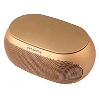 Портативная беспроводная bluetooth Колонка AWEI Y200 Gold