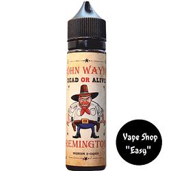 John Wayne Remington 60 ml Премиум жидкость для электронных сигарет.