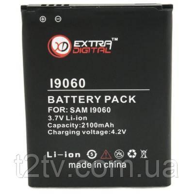 Аккумуляторная батарея EXTRADIGITAL Samsung Galaxy Grand Neo GT-i9060 (2100 mAh) (BMS6240)