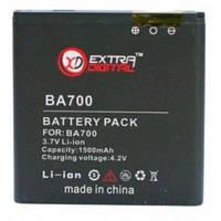 Аккумуляторная батарея EXTRADIGITAL Sony Ericsson BA700 (1500 mAh) (BMS6345)