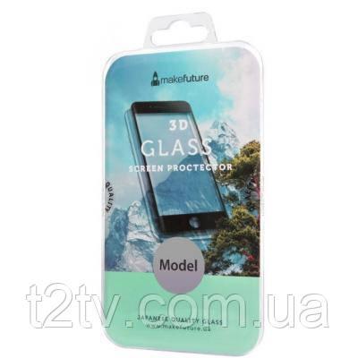 Стекло защитное MakeFuture для Samsung S7 Edge Black 3D (MG3D-SS7EB)