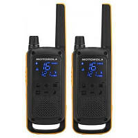 Портативная рация Motorola TALKABOUT T82 Extreme TWIN Yellow Black (5031753007171)