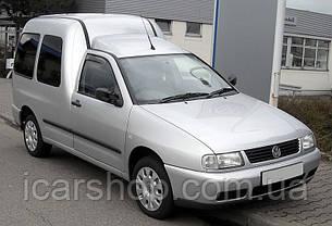 Скло VW. Caddy / Seat Inca 97-03 (отвори) заднє салону праве OG