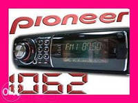 Автомагнитола Pioneer 1062 USB MP3 магнитола+ Пульт+ Установочный комп