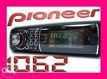 Автомагнітола Pioneer 1062 USB MP3 магнітола+ Пульт+ Інсталяційний комп