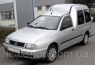 Скло VW. Caddy / Seat Inca 97-03 заднє салону ліве DG
