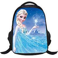 Школьные рюкзаки для девочек с рисунком Рапунцель, фото 1