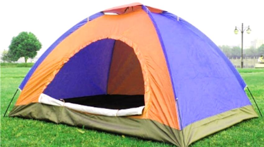 Палатка автоматическая Smart Camp, 4-х местная 2 на 2. Супер цена