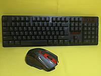 Беспроводной комплект клавиатура + мышь  HK6500