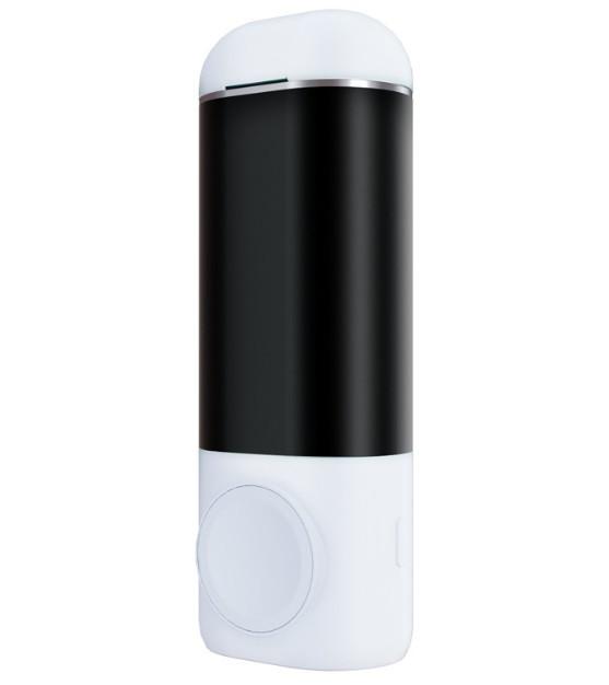 УЗП SUNROZ QI Power Bank повер банк ззарядкою для Iphone, Apple Watch и AirPods Чорно-Білий (SUN4740)
