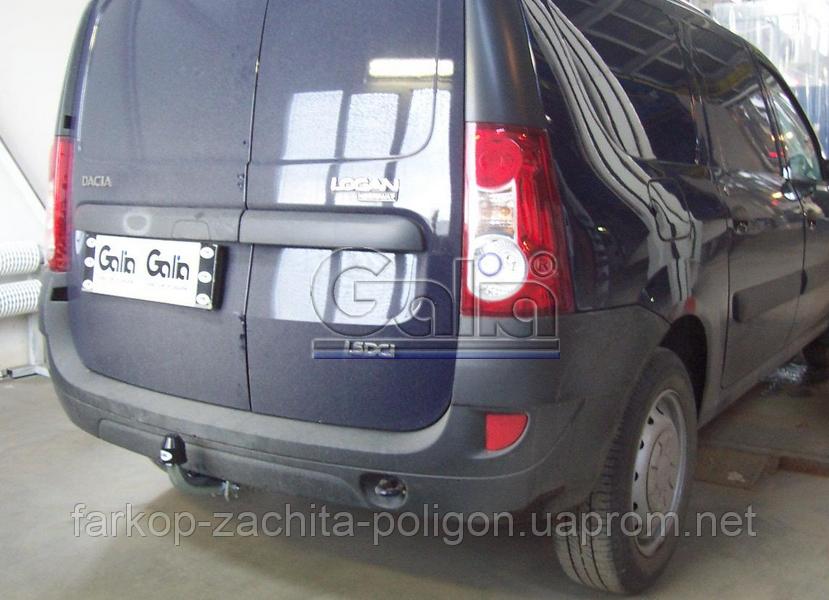 Фаркоп Dacia Logan MCV с 2007 г.