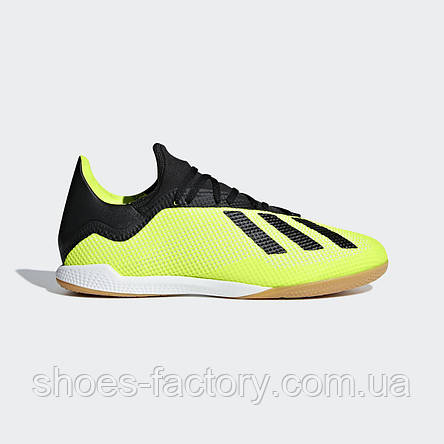 Футзалки Adidas X Tango 18.3 IN DB2441, Обувь для зала (Оригинал), фото 2