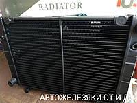 Радиатор водяного охлаждения Газель н/о. (3 рядн.медн.)