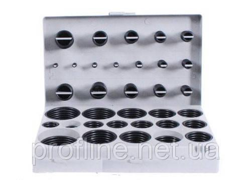 Комплект резиновых сальников 407 ед. INTERTOOL AT-5407, фото 2