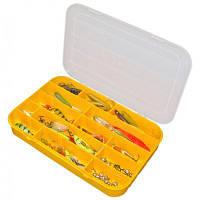 Коробка рыболова Aquatech 7035 5-35 ячеек (1697.00.21)