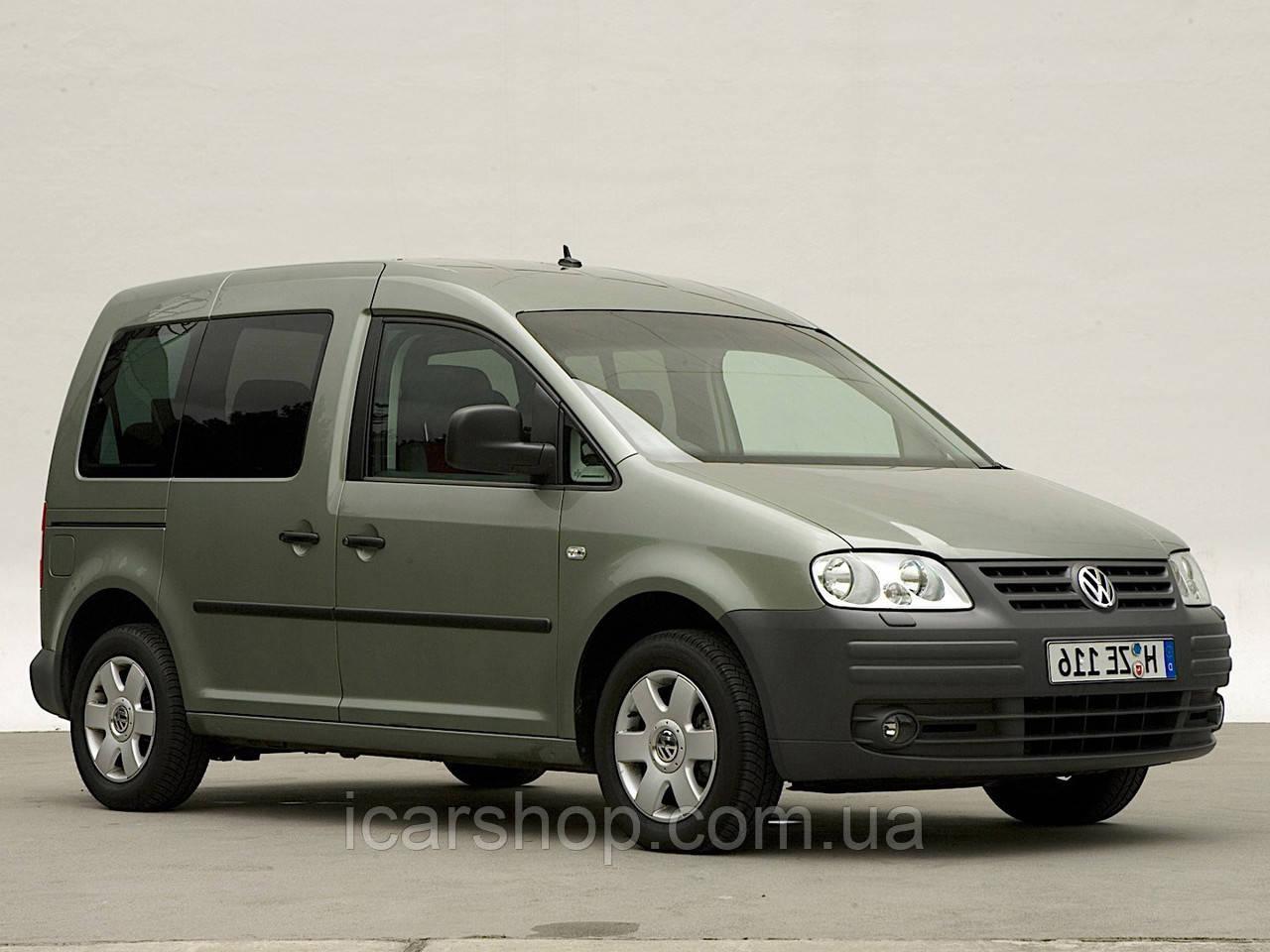 Скло VW. Caddy III 03- (Втоплені) переднє салону праве DG