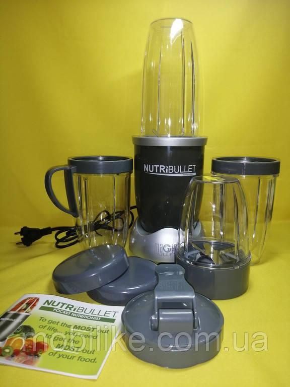 Кухонний комбайн Delimano NutriBullet Pro 900 Вт