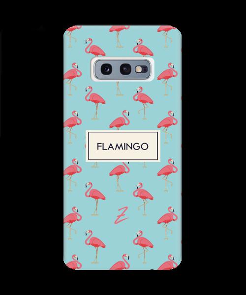 Чехол на Samsung Galaxy S10e Pink Flamingo