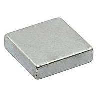 Магнит неодимовый квадрат 20х20х3 мм