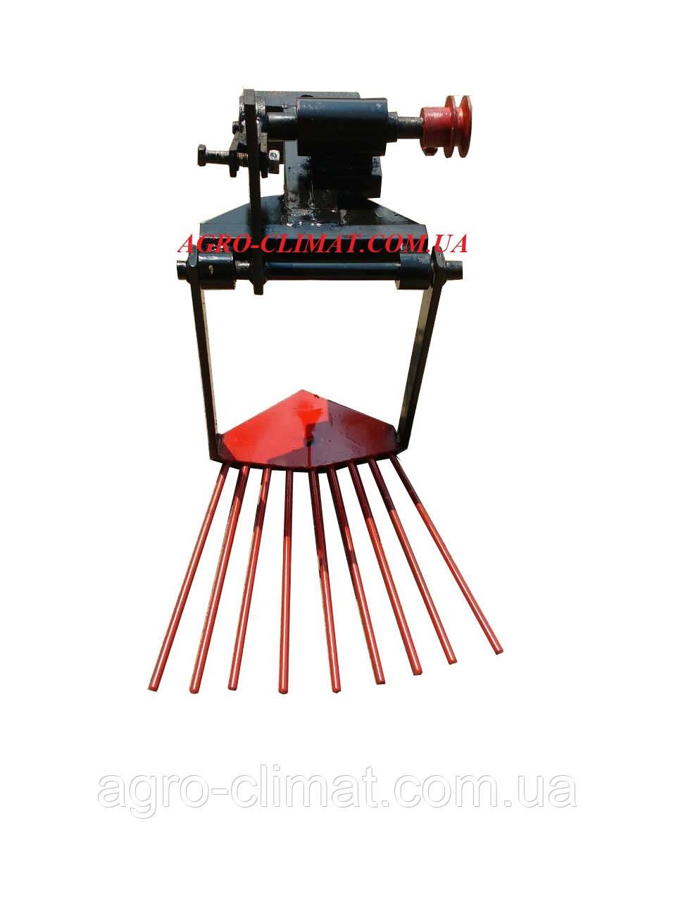Картоплекопалка до мотоблока и мототрактора грохотная под ремень