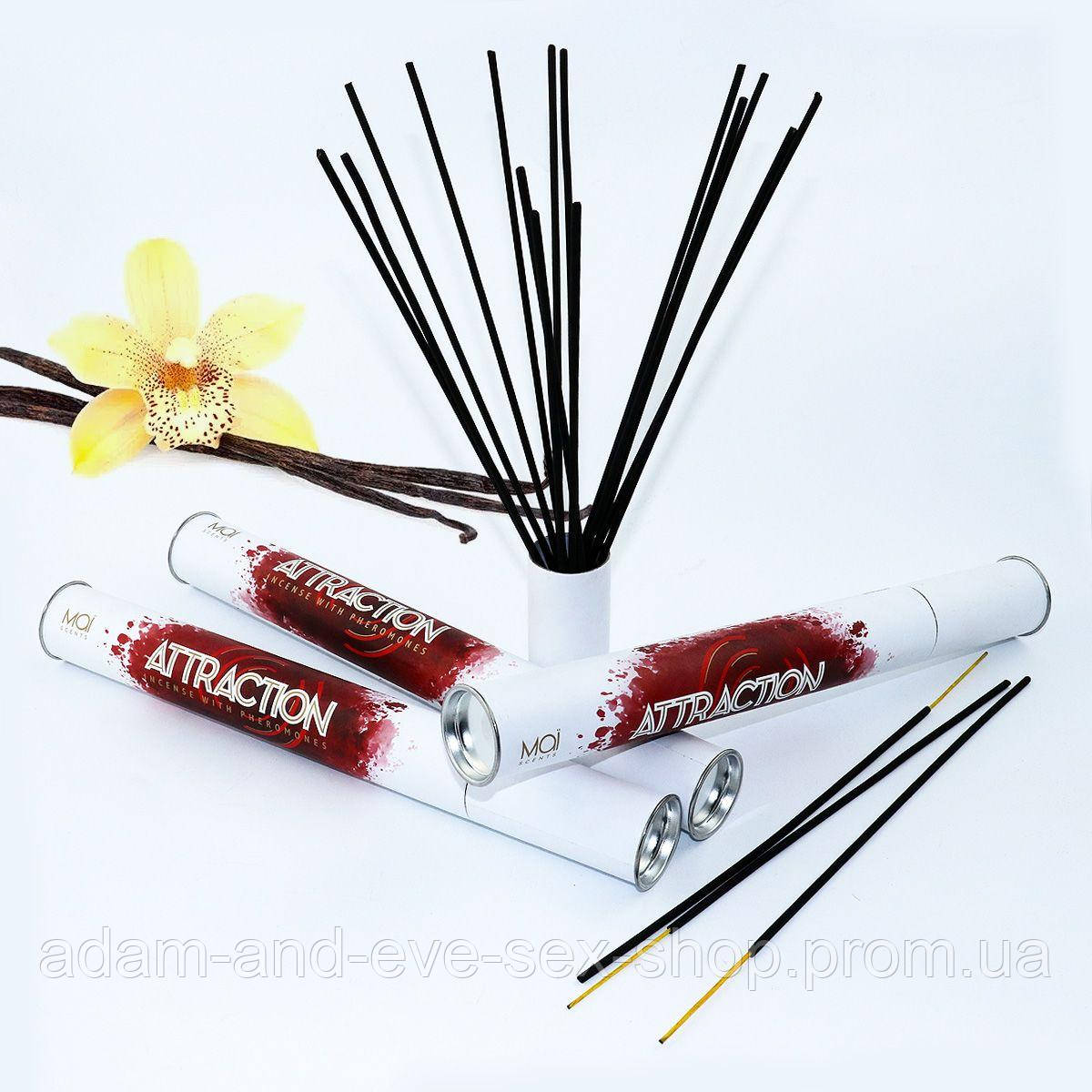 Ароматические палочки с феромонами MAI Vanilla (20 шт)
