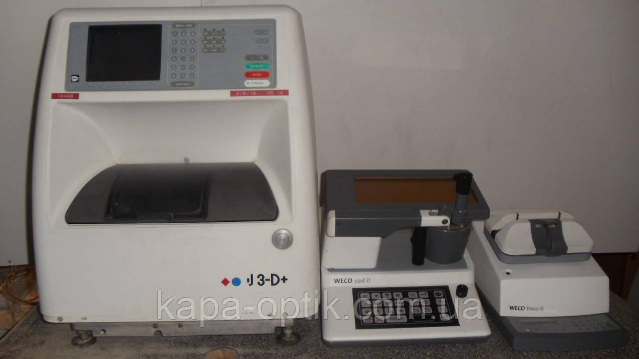 Станок для обработки линзы W-3D c функцией полировки